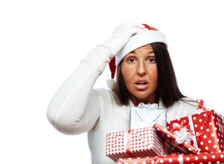 Handling Christmas stress