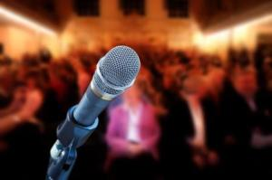 overcome public speaking and performance anxiety