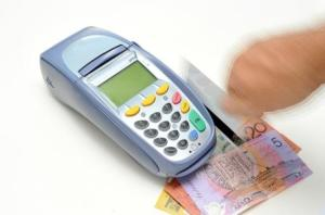 costs and rebates - EFTPOS machine and cash