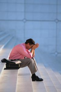 divorcing fathers can be overcome by grief