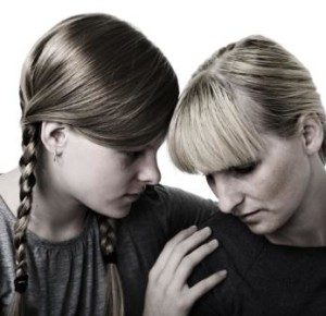 when mum or dad has a mental illness