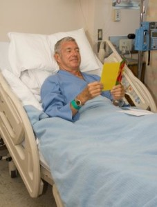 recovering from heart surgery