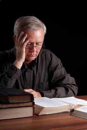 Burnout in Pastors and Church Leadership