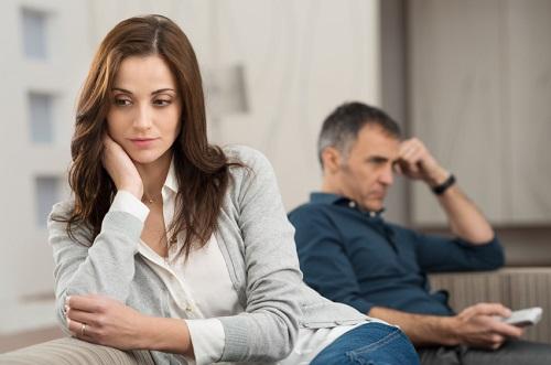 Conflict Between Couple