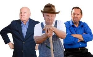 depression in older men