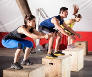 conquer the dreaded box jump