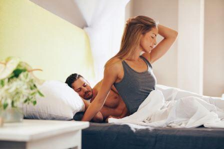 sex and sleep