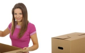 leaving the nest: first time movers