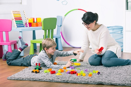 play therapy with kids