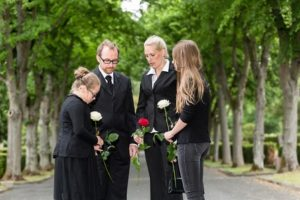 grief and mourning
