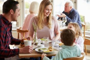 parental role in weight management for children