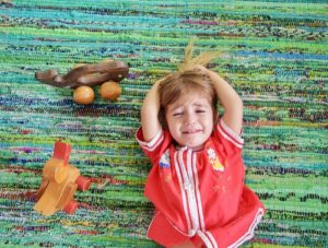dealing with toddler tantrums and beyond