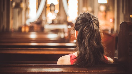 struggling as a Christian MG