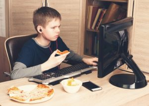 kids and adult video game addiction