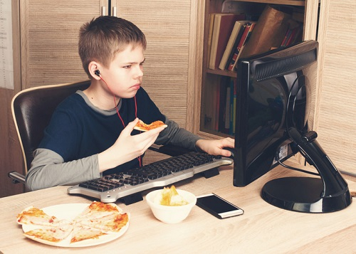 Video Game Addiction in Adults and Kids