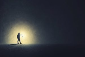 shedding a light on paranormal events and psychology
