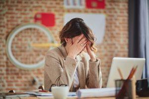 stress distress and eustress LFG