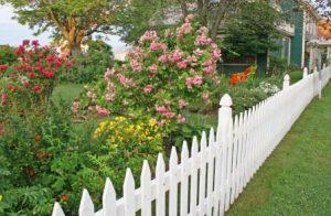 healthy vs unhealthy boundaries are like a fence