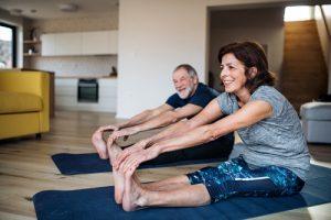 exercise for life - seniors exercising