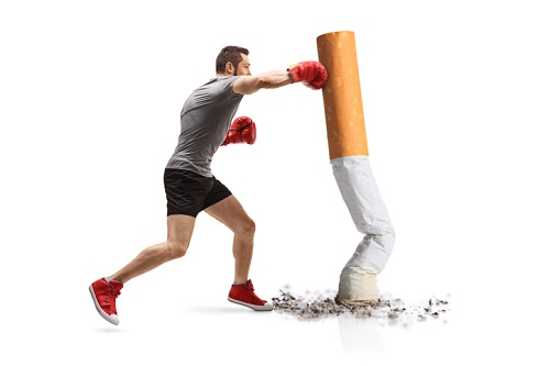 how to prepare to quit smoking NB