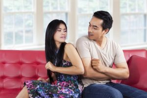 turning an unhealthy relationship around