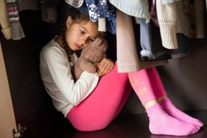 how trauma affects children LW