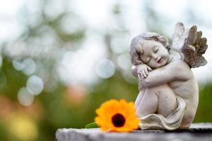 angel baby - talking to your child about pregnancy loss