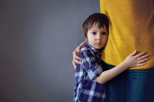 understanding childhood anxiety LW