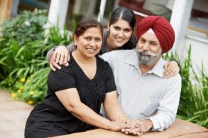 cultural issues in mental health - Indian Sikh family